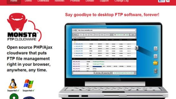 4. Monsta FTP