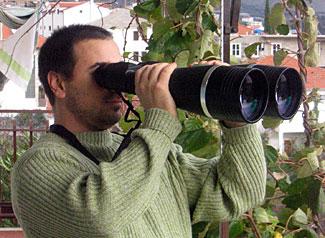 Bigger is not always better with binoculars.