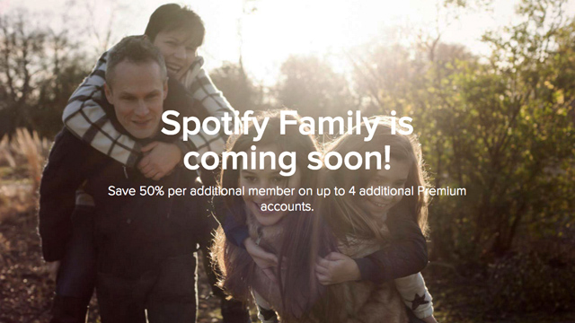 how to join a family plan on spotify