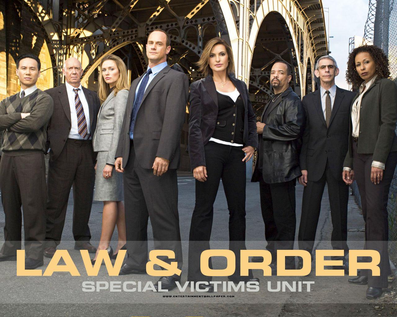 Poster do filme Lei e Ordem