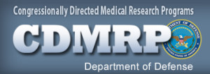 Congressionally Directed Medical Research Programs Logo