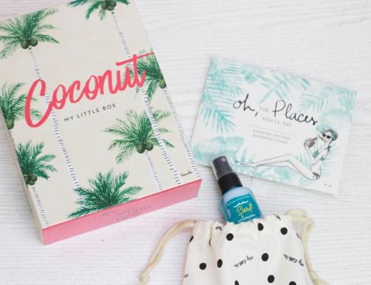 My Little Box Juli - Coconut