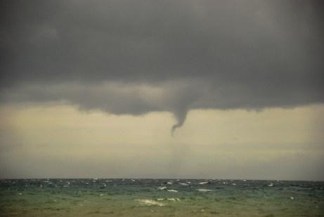 Tornado White Beach, Mindoro Island, Philippines