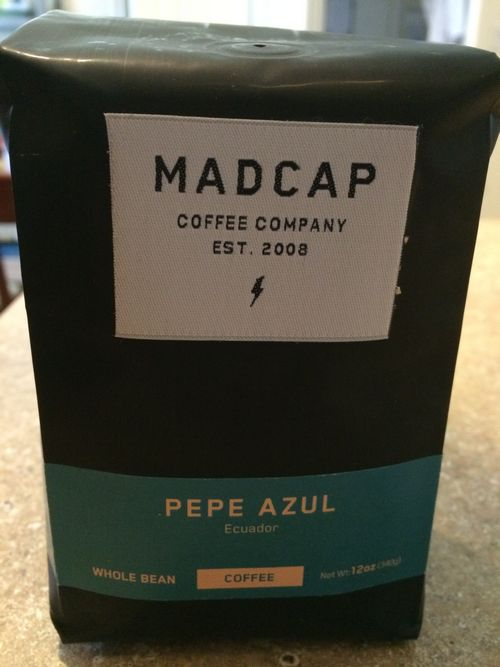 Review: Madcap Coffee Roasters Ecuador Pepe Azul (Grand Rapids, Michigan)