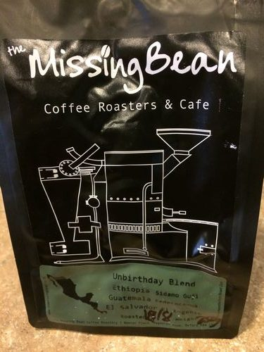 Review: The Missing Bean Unbirthday Blend (Oxford, England)