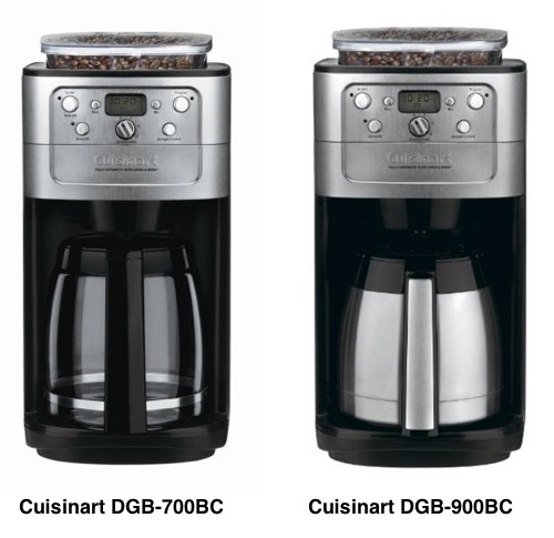 Cuisinart DGB-700BC vs Cuisinart DGB-900BC: What s The Difference Between Them? Coffee Gear at ...