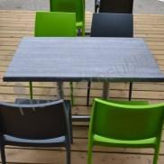 Mobilier extérieur pour restaurant