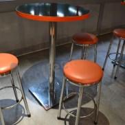 tabouret de bar sur-mesure