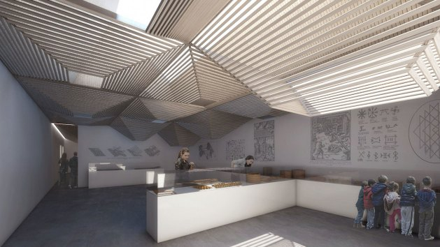 Coffey Architects_Museum of Forest Finn Culture (4)
