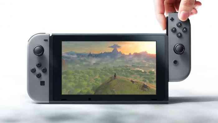 Nintendo Switch PS4
