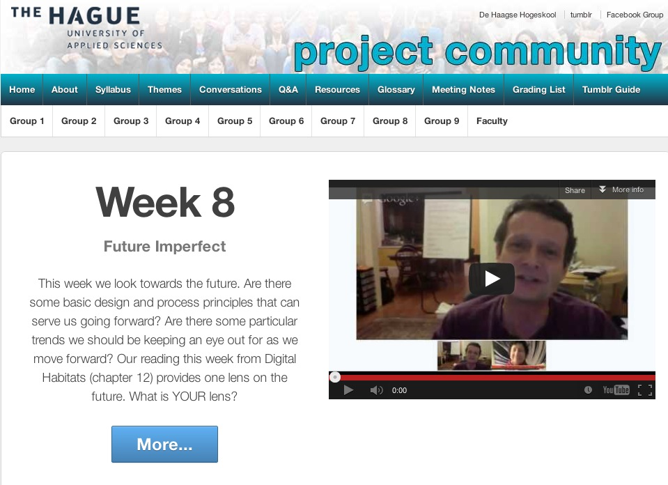 Project Community 2012