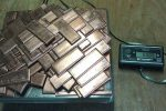 Copper Bars 50 Pounds