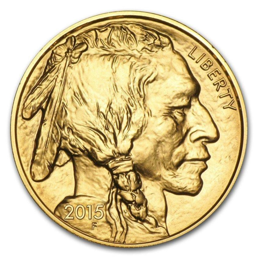1 Oz Gold Buffalo Coin Ebay