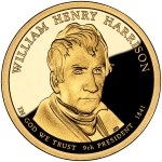 2009 William Henry Harrison Proof Obverse