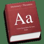 Dictionary_Icon