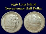 1936 Long Island Tercentenary Half-Dollar