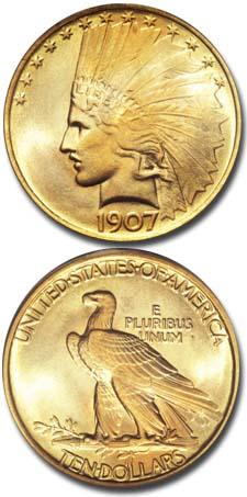 1907-Ten-Dollar-Indian-Head