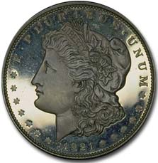 1921-Proof-Morgan-Dollar