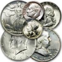 Buying U.S. 90% Silver Coins, dimes, quarters, half dollars