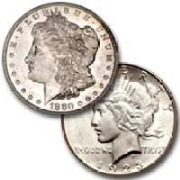Buying Morgan and Peace Dollars