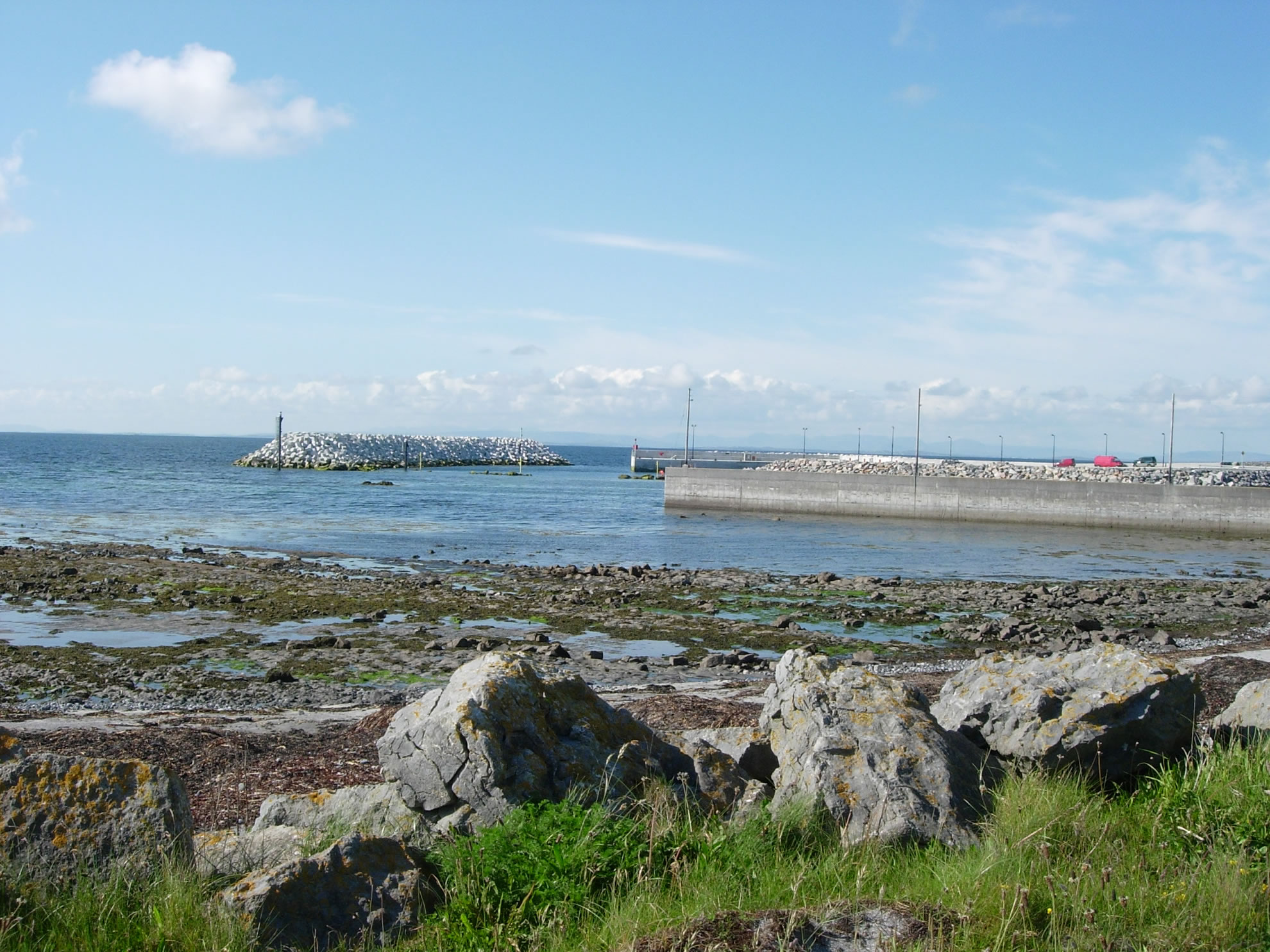 Inis Meain - Harbour