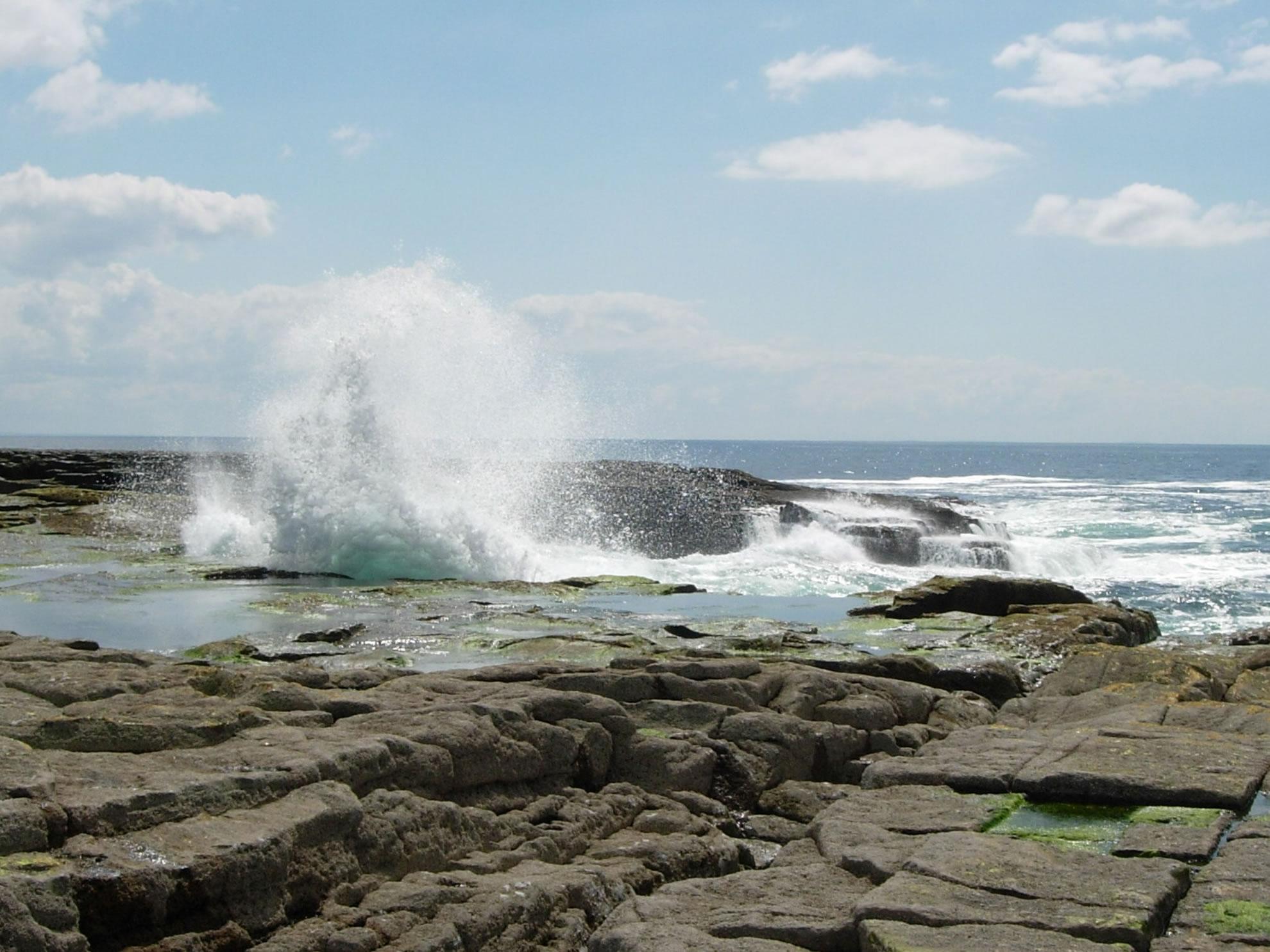 Inis Meain - Sea