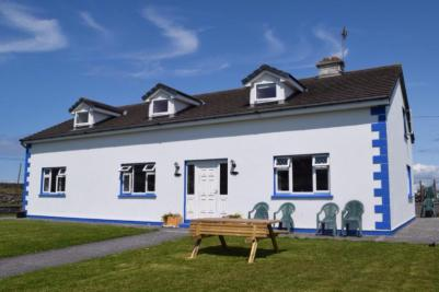 Cois Cuain Inis Meain bed and breakfast logo