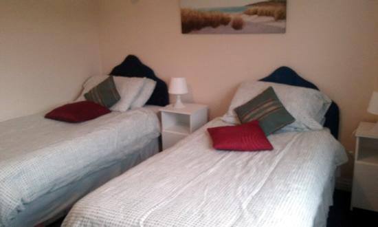 Twin Room, Cois Cuain B&B, Inis Meain.