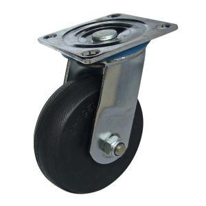 Sản pghẩm càng C100, xoay, bánh xe cao su của công ty cổ phần Làng Rùa