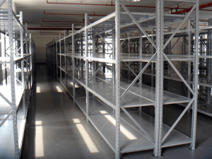 Space-Effective Warehouse Shelving Solutions