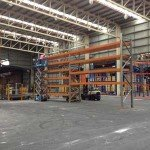 Extra Large Bays For Heavy Duty Pallet Racking