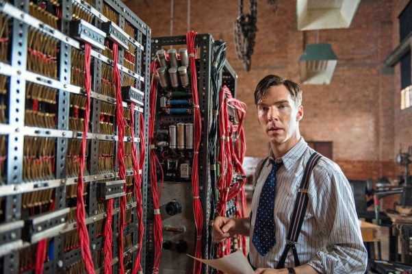Beneidct Cumberbatch in The Imitation Game