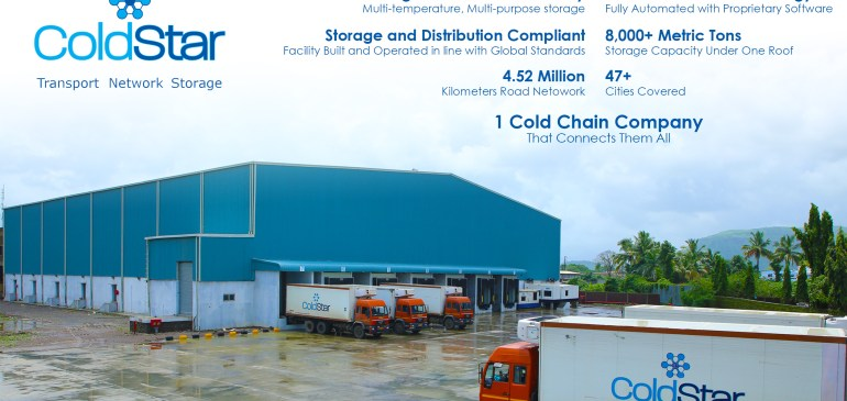 Launched! ColdStar Logistics Launches its First Distribution Center