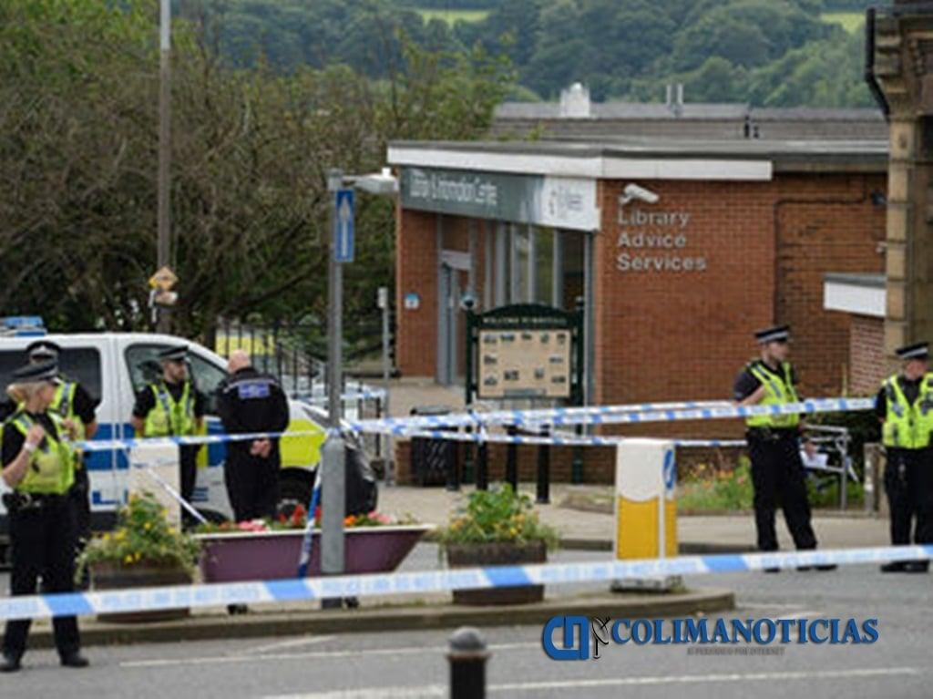 Asesinan a diputada en mitin, en Reino Unido