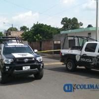 Motosicarios ejecutan a un hombre sobre la calle Balbino Dávalos en Colima