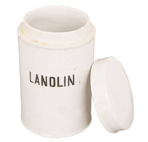 lanolin beneficial for eczema