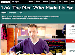 men who made us fat