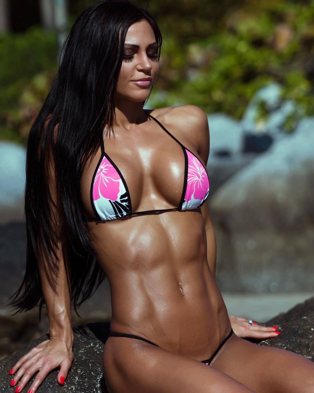 Mulheres suadas e fitness! Compilado de gostosas