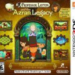 Viaja por el mundo con el profesor Layton en su nueva y enigmática aventura para el Nintendo 3DS