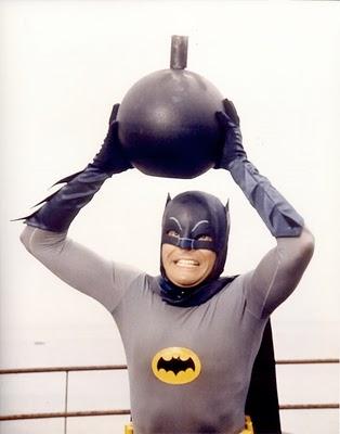 Batman bat-bomb