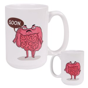 Mug from the Awkward Yeti