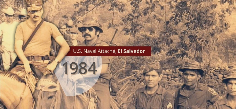 El Salvador 1984