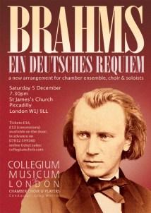 brahms requiem choir