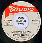 David Ruffin - I Wish It Would Rain 2