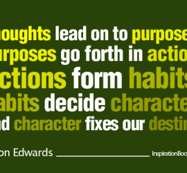 85-thought-action-habit-character-destiny