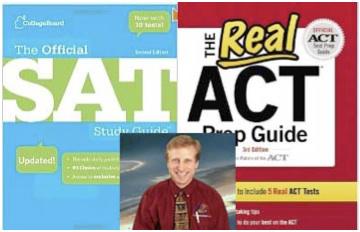 SAT ACT Cover Dr Yo