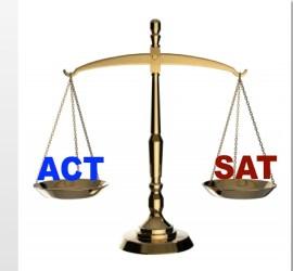 ACT vs SAT balance