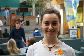 Pro-Life Ascough Takes Strong Lead in Early SU President Results