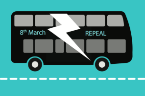 Strike4Repeal to Tap into the Legacy of Striking for Gender Inequality and Reproductive Rights