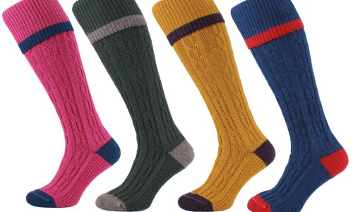 hj hall shooting socks